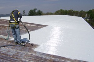 Commercial Fluid Applied Roof Repair St Louis Wps