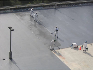 parking lot cleaning and repair