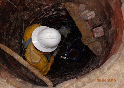 Manhole st. louis