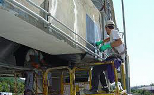 Concrete structural repair