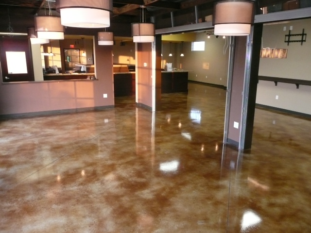 Decorative Epoxy Floor Coatings Wps Commercial Building